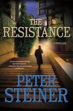 The Resistance: A Thriller (A Louis Morgon Thriller), Steiner, Peter, Good Books