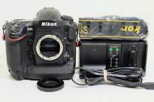 Nikon D4S 16.2MP DSLR, 247,45 Clicks, XQD & CF + Charger - MUST SEE! (8867)