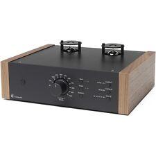 Pro-Ject Tube Box DS2 Röhren Phono-Vorverstärker - Schwarz / Walnuss