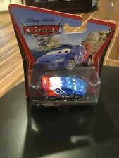 Disney Pixar Cars 2 #9 Raoul Caroule French Racer Diecast