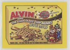 2017 Crazy Movie Yellow 8 Alvin and the Chocolate Chip-Munks Toaster Waffles 2q2