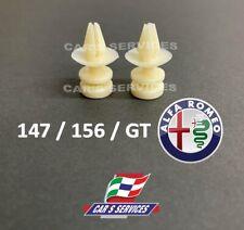 COPPIA MOLLETTE AIRBAG ORIGINALI ALFA ROMEO 147 156 GT PERNI LATO DX PASSEGGERO