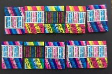 Topps Factory Sealed 1981/82 Topps Hockey Wax Pack 10 Packs Assorted Subjects MT