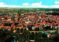 Hansestadt Lübeck , Ansichtskarte