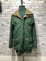 musto country jacket Goretex Waterproof Hunting Shooting Coat Green 42 M-L