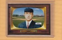 Tom Connolly Hall of Fame umpire '55 Color TV extension series #410 near mint