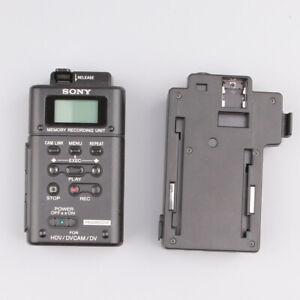 **USED**SONY HVR-MRC1 Memory Recording Unit + HVRA-CR1 eBay#0821
