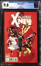 All-New X-Men (2016) #3 CGC 9.8 Incentive Pasqual Ferry 1:25 Variant Cover!
