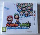 jeu 3DS - MARIO LUIGI DREAM TEAM BROS - Complet - TBE