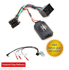 Connects2 Vehicle Steering Wheel Interfaces for 3 Series