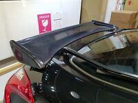 Carbon fiber rear wing spoiler fit for Nissan 2010-17 Fairlady Z34 370Z Nismo