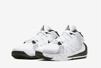 Nike Zoom Freak 1 (GS) Kids Youth Basketball Shoes White Sneakers BQ5633-101