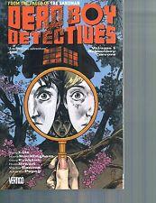 Dead Boy Detectives Vol 1: Schoolboy Terrors Buckingham Pepoy Erskine 2014 TP DC