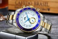 Paulareis Homage Yachtmaster Automatic Watch Mechanical Watch Stainless Steel