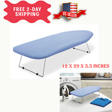 Dorm Room Table Top Ironing Board For Small Apartment Spaces Portable Folding