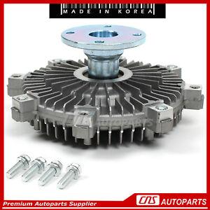 For 97-04 Mitsubishi Montero Sport 3.0L 3.5L V6 Engine Cooling Fan Clutch