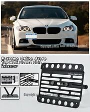 EOS For 11-Up BMW F10 5-Series M-Sport Front Tow Hook License Plate Bracket