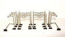 More details for 20 x marklin rare 407 m catenary masts cast iron zinc pest free
