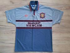 MANCHESTER UNITED! 1995-96! shirt trikot maglia camiseta jersey! 5/6 ! L adult@