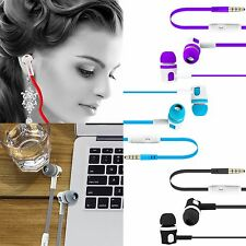 Isewa In Ear Headphone Earphone For MP3 4 Music,DVD,IPod,IPhone,Samsung With Mic