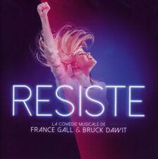 """CD """" Résiste """"   comédie musicale   NEUF SOUS BLISTER"""