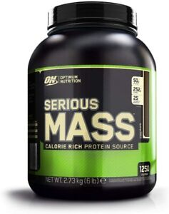 Serious Mass ON 10,81€/kg 2727g  Optimum Nutrition  All in one Protein Eiweiß