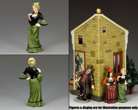 KING & COUNTRY WORLD OF DICKENS WOD045 WHITECHAPEL MOLLY MIB