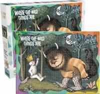 Où The Wild Choses Sont 500 Pièce Puzzle 480mm x 350mm (NM)
