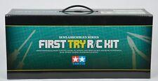 Elektro Baukasten Tamiya TT02 First Try Kit Leichter Bausatz Glattbahner