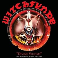 Witchfynde - Divine Victims: Witchfynde Albums 1980-1983 [New CD] UK -