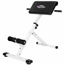 Back Hyper Extension Exercise Bench Hyperextension Fitness Roman Chair Foldable
