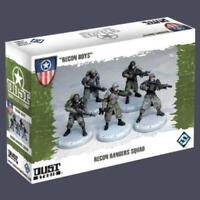Dust 1947 / Tactics Recon Rangers Squad -=NEW=-
