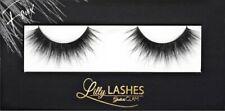 "Lilly Lashes 3D MINK ""TOKYO"" Wispy Full Volume Glam Reusable False Lashes Sealed"