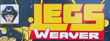 LEGS WEAVER n°61 ed. Bonelli  [G663]  - BUONO
