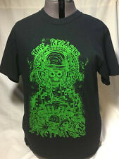 The Recasts - Zombie Green Short Sleeved T Shirt in Medium - TX Indie/Punk Band