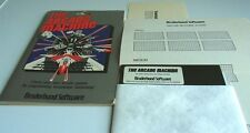 Apple 2: the Arcade Machine-Broderbund software 1982