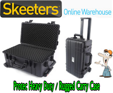 PROTEC RUGGED CARRY CASE 560x355x290mm - BLACK