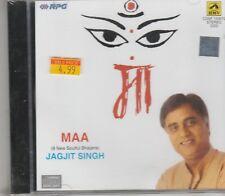 Maa - Bhajans   By jagjit Singh  [Cd]