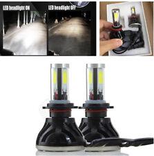 2PCS Car Headlight Bulbs H8 H9 H11 COB LED IP68 Waterproof For DC 9V-36V Vechile