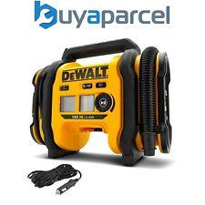DeWalt DCC018 18V XR Sem Fio Inflador De Tripla Fonte Bare unidade DCC018N-XJ