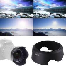 NEW For Canon Ef-S 18-55Mm F/3.5-5.6 Is Stm 58Mm Camera Lens Hood Lens Protetor
