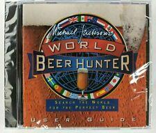 Michael Jacksons World Beer Hunter Cd Pc 1996 Windows 3.1 User Guide