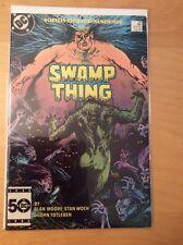 Swamp Thing 38 , Nm- (9.0 - 9.2), 2Nd App Constantine, 1985 Alan Moore