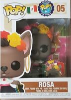 Funko POP! Around The World ROSA Mexico with Pin MINT