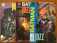 DC COMICS | BATMAN LEGENDS OF THE DARK KNIGHT: JAZZ | 3 ISSUE MINI SERIES | 1995