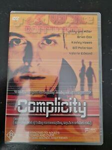 Complicity 1999 Dvd