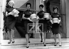 FEST CANNES FILM Bobine Hotesse Fellini Boccace 70 1962