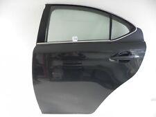 2009 LEXUS IS250 REAR LEFT DRIVER SIDE DOOR SHELL W/ WINDOW GLASS OEM 237 #34 A
