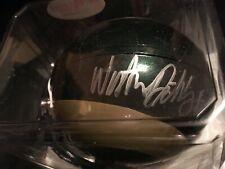 Weston Richburg Colorado State / 49ers Autographed Mini Helmet