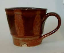 Ceramic Shaving Mug Bowl Scuttle American Made by hand free gift free shipping